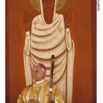Bispo Magela na Catedral do Divino