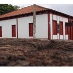 Construções antigas típicas