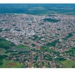 Vista aérea Jataí